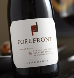 2011 Forefront Pinot Noir