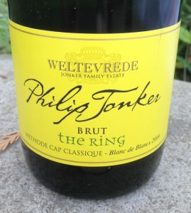 2009 Weltevrede Philip Jonker Brut The Ring