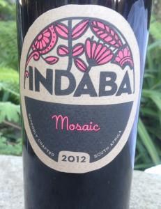 2012 Indaba Mosaic