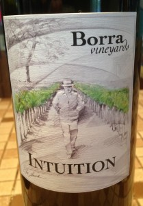 Borra Vineyards Intuition
