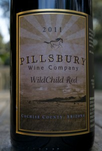 2011 Pillsbury WildChild Red