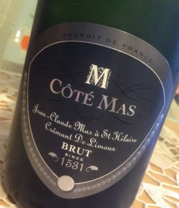 Cote Mas St Hilaire Cremant De Limoux Brut
