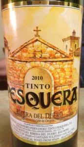 2010 Tinto Pesquera