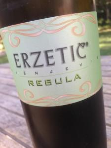 2011 Erzetic Rebula