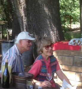 Bob and Mary Lou Koth - Mokelumne Glen Vineyards