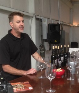 Ryan Sherman winemaker Fields Family wines
