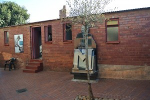 Mandela's house is Soweto