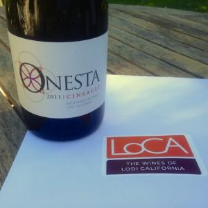 2011 Onesta Bechthold Vineyard Cinsault