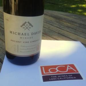 2013 Michael David Winery Ancient Vine Cinsault
