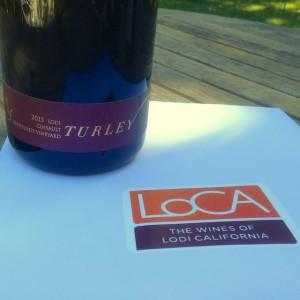 2013 Turley Wine Cellars Bechtoldt Vineyard Cinsault