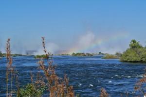 """Victoria Falls - """"the smoke"""""""
