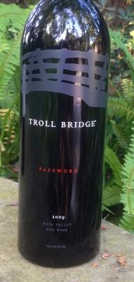 2009 Troll Bridge Password