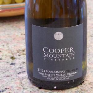 Cooper Mtn Chardonnay