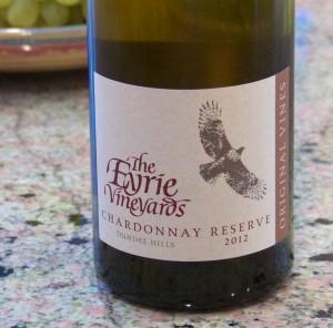 Eyrie Vineyards Chardonnay