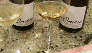 Omero Cellars 2012 Chardonnays
