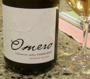 2012 Omero Cellars EE Chardonnay