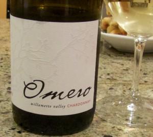 2012 Omero Cellars WV Chardonnay