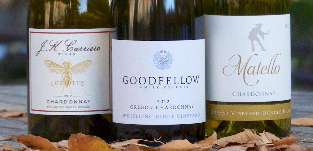#WineStudio Willamette Valley Chardonnay