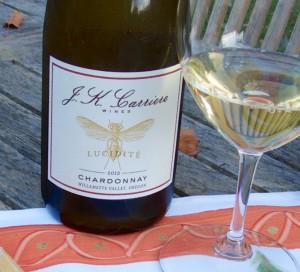 2012 J.K. Carriere Wines Lucidité Chardonnay