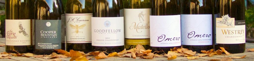 Willamette Valley Chardonnays
