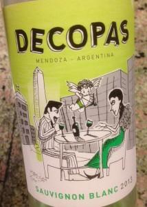 2013 Decopas Sauvignon Blanc