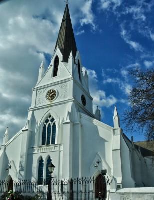 Dutch Reformed Church, Stellenbosch