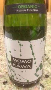 Momokawa Organic Junmai Ginjo