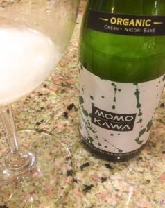Momokawa Organic Nigori