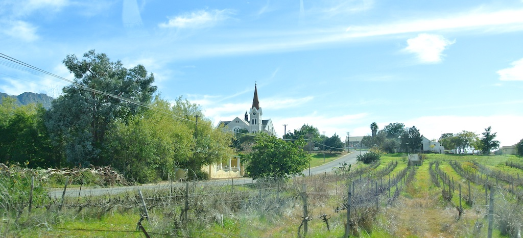 Riebeek Kasteel South Africa  City new picture : Riebeek Kasteel, South Africa