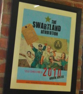 The Swartland Revolution poster