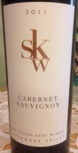 2011 The Steven Kent Cabernet Sauvignon