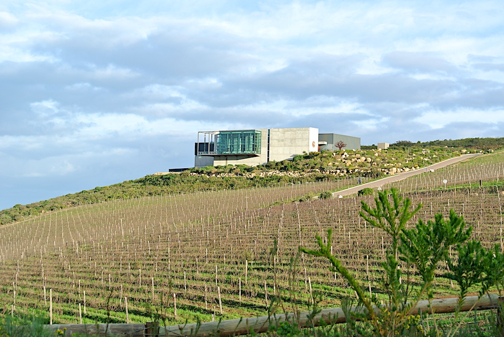 Waterkloof wine estate a spectacular biodynamic south for Jardin winery south africa