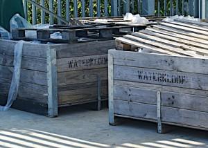 Waterkloof crates