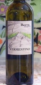 2014 Borra Vineyards Vermentino