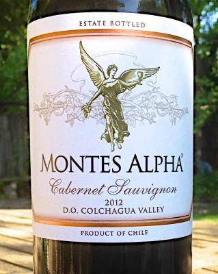 Montes Alpha 2012 Cabernet Sauvignon