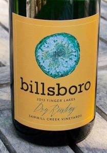 Billsboro Winery Riesling