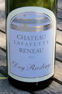 Chateau Lafayette Reneau Riesling