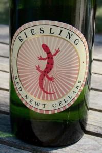 Red Newt Cellars Riesling